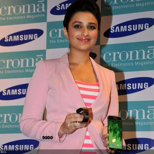 Parineeti Chopra Galaxy Note 3