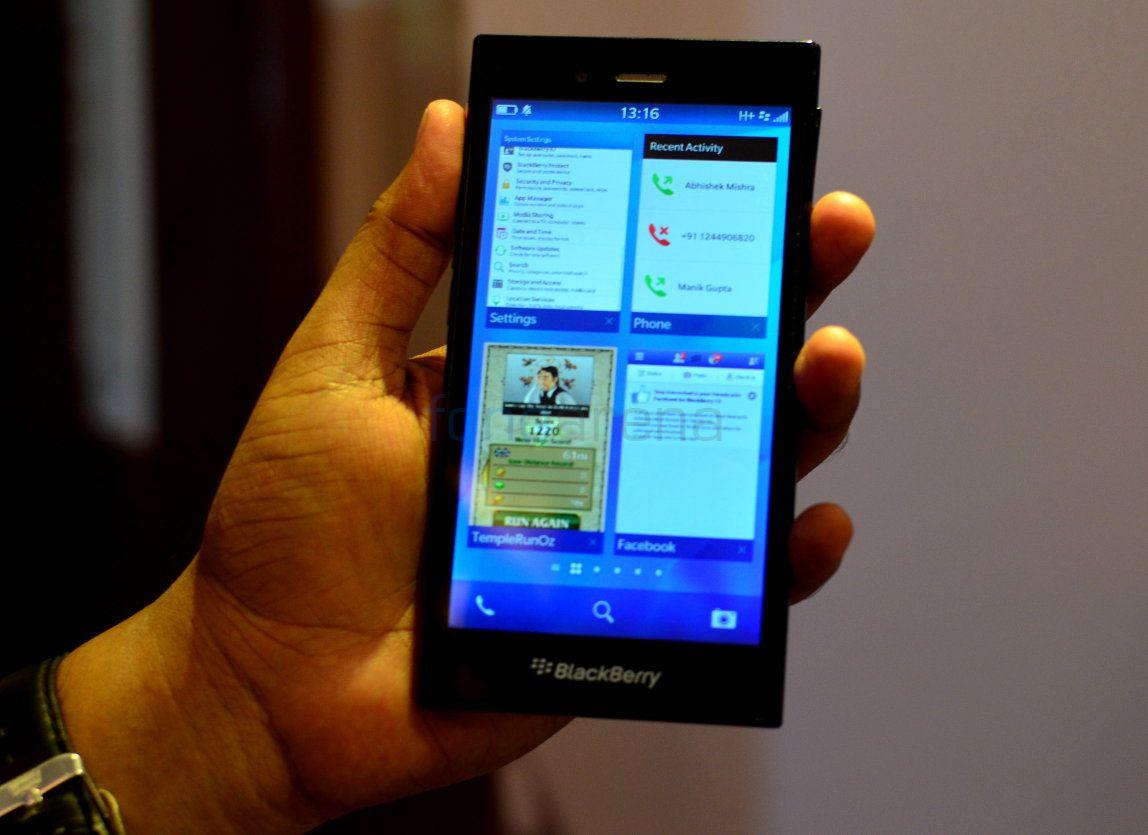 BlackBerry-Z3-in-india