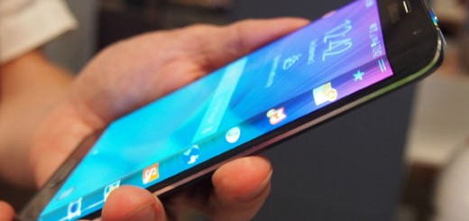 galaxy note edge ecran