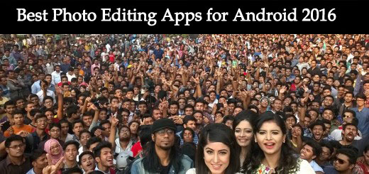 best editing apps for andriod