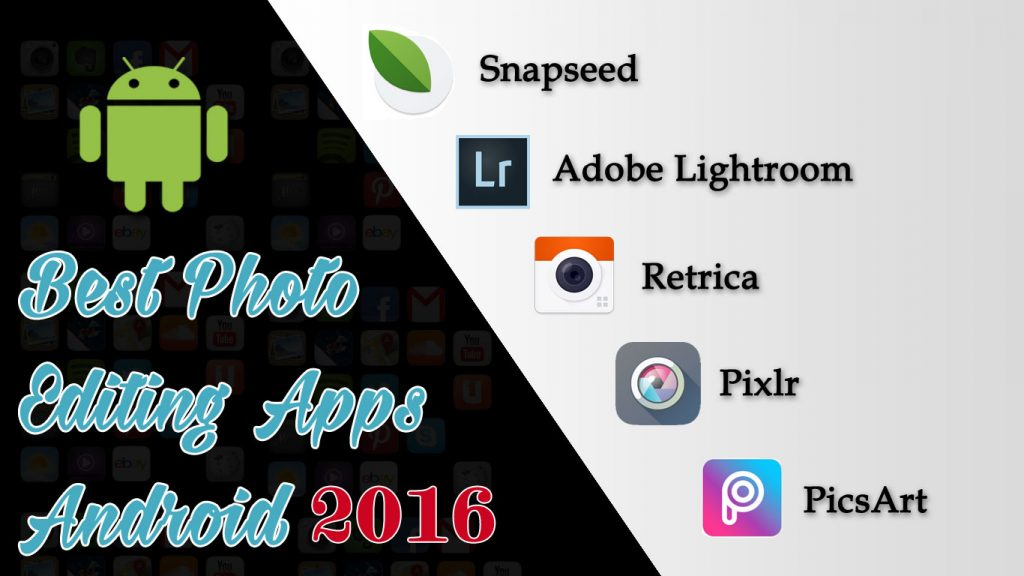 best photo editors android store