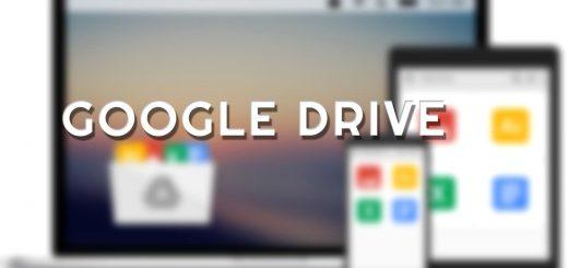 Google Drive 2016