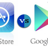 Google play store vs apple store