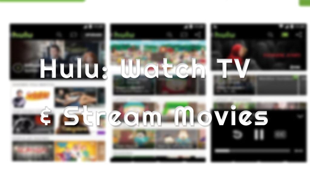 Hulu music app