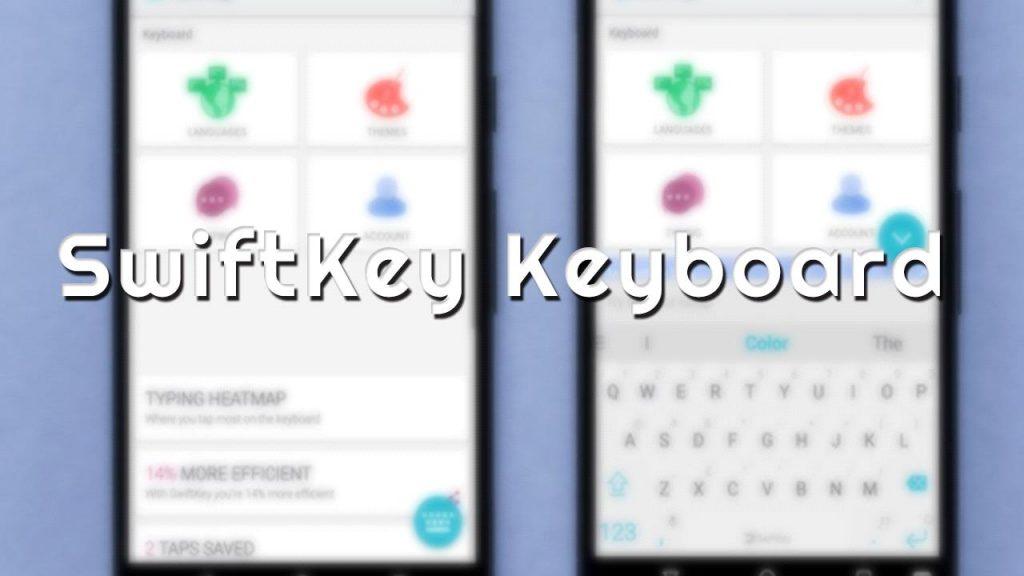 Swiftkey app