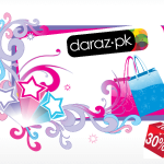 discount code on daraz-pk